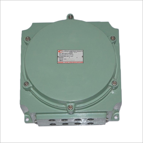 Flameproof  Junction Box 250 X 250 MM