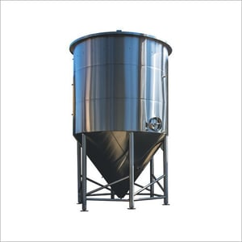 Stainless Steel Storage Silo