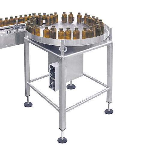 Turn Table Liquid Filling Machine
