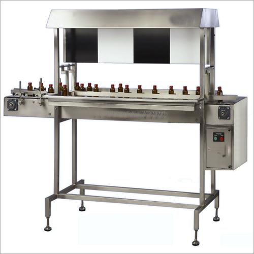 Inspection Conveyor Machine