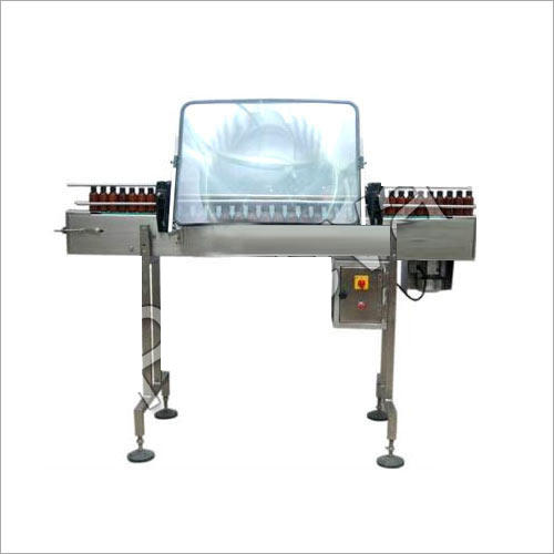 Pre Inspection Conveyor Machine