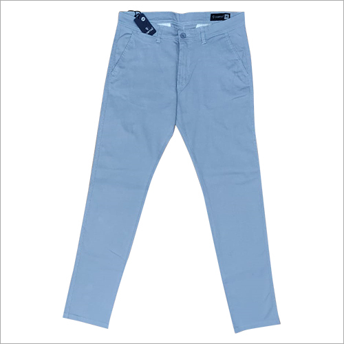 Men Cotton Casual Pant