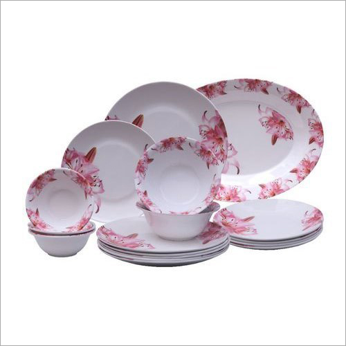 Round Shape Dinner Sets