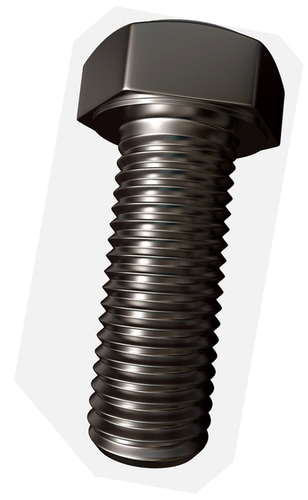 Hex Head Machine Screw