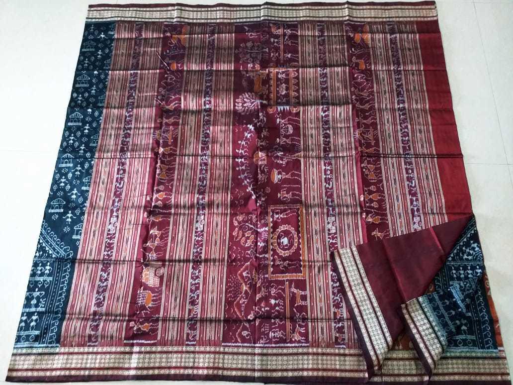 Silk saree (EXPORT QUALITY)