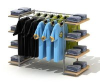 Cloth Display Rack
