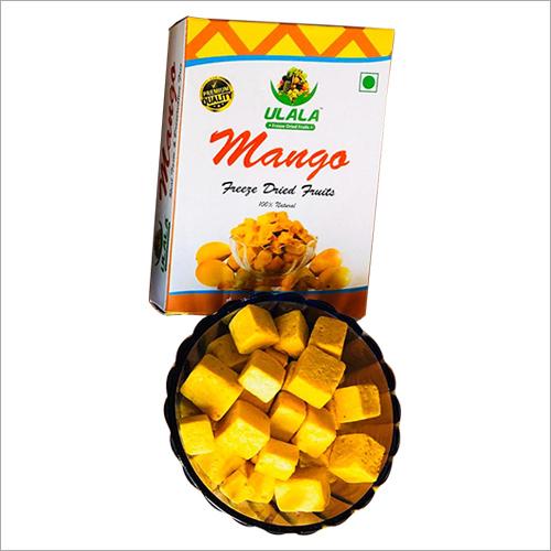 Freeze Dried Mango Cubes