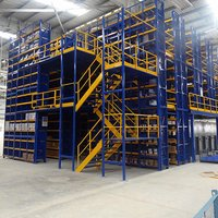Multi Tier Mezzanine Floor