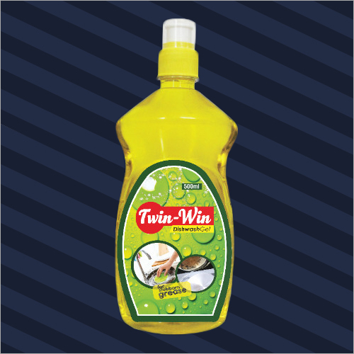 Twin-Win Dish Wash Cleaner