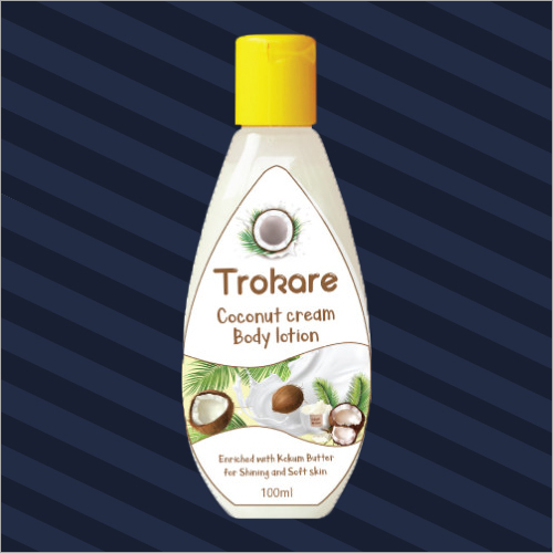 Trokare Coconut Body Lotion