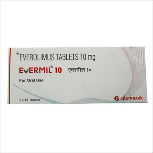 Evermil 10mg Everolimus Tablets