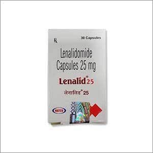 25 mg Lenalid Lenalidomide Capsules