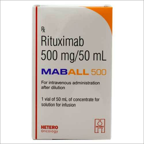 Maball Rituximab Injection 500 mg/50 ml