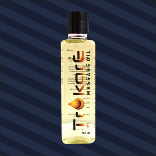 Trokare Massage Oil