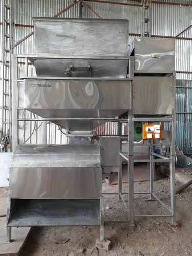 Detergent Powder Plant
