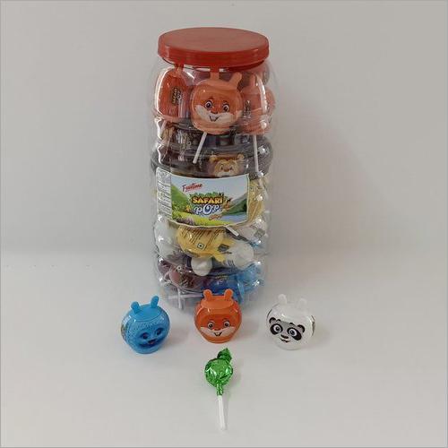 Flavoured Safari Lollipop