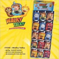 Walky Talky Choco Gems