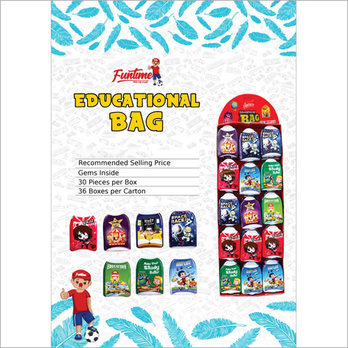 Educational Bag Gems