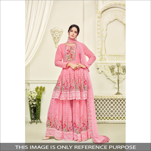 Partywear Sharara Suit