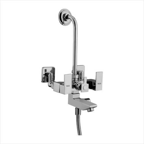 CHORUS WALL MIXER 3 IN 1 WITH BEND