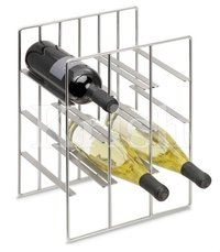 8 Wine Bottle Holder - Pillar