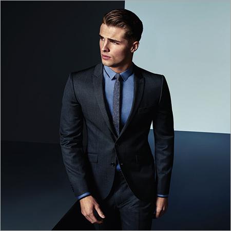 Grey 3Pc Suit