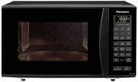 Panasonic 23 L Convection Microwave Oven (NN-CT353BFDG, Black Mirror)