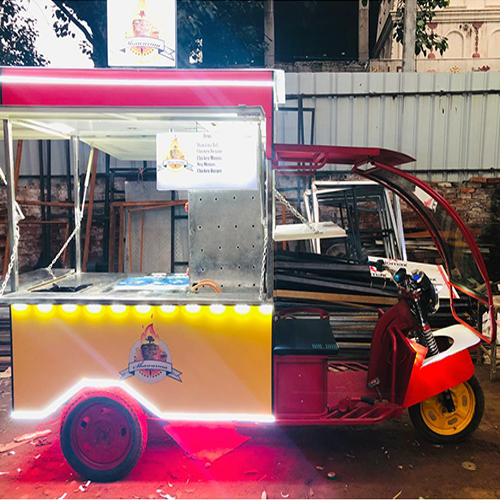 E-rickshaw Cart