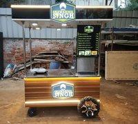 Shawarma Cart