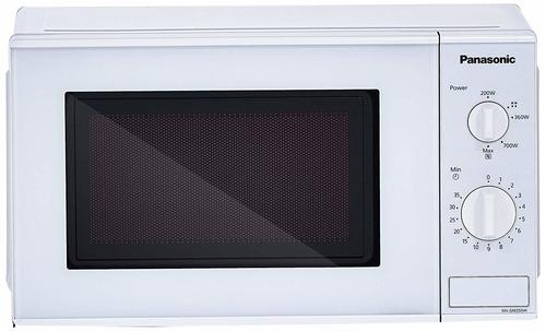 Panasonic 20 L Solo Microwave Oven (NN-SM255WFDG, White)