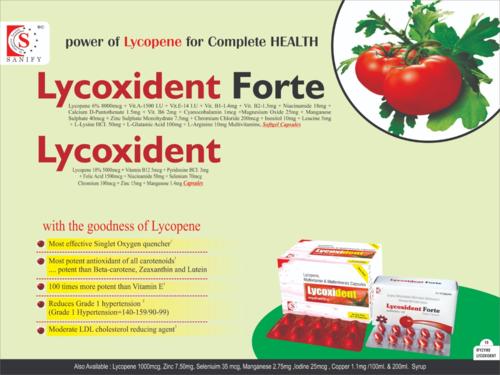 lycopene capsule