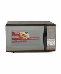 Panasonic 27 L Convection Microwave Oven (NN-CT64HBFDG, Golden)
