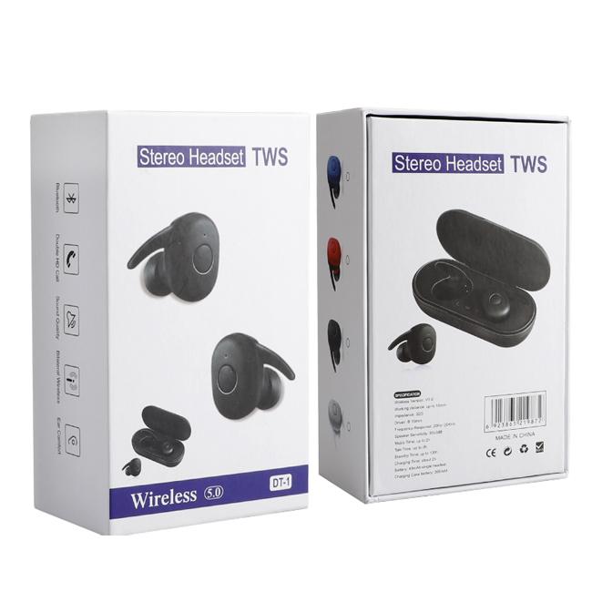DT1 TWS Mini Bluetooth Headset