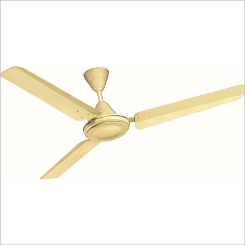 White 3 Blade Ceiling Fan