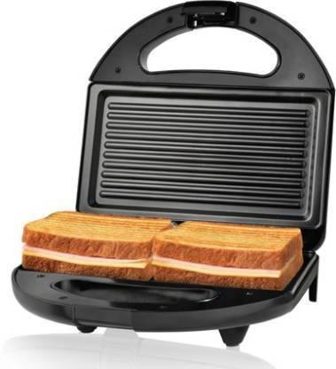 Nova Grill Sandwich Maker Nsg 2440 Grill, Toast  (Black)