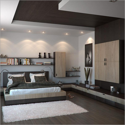 Cool Bedroom Ceiling Designing Service