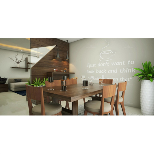 Dining Area Designing Service
