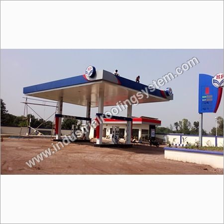 Petrol Canopy False Ceiling