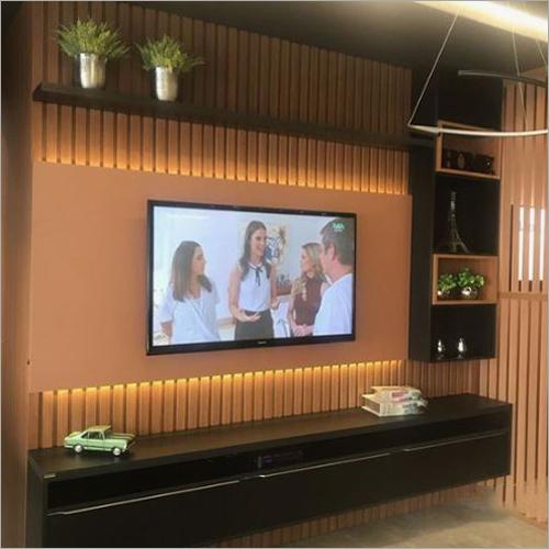 Living Room Tv Unit Home Furniture Price 100000 Onwards Inr Unit Id C5871955
