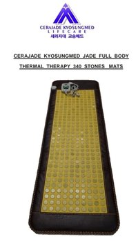 340 Jade Stones Thermal Therapy Full Body Mat