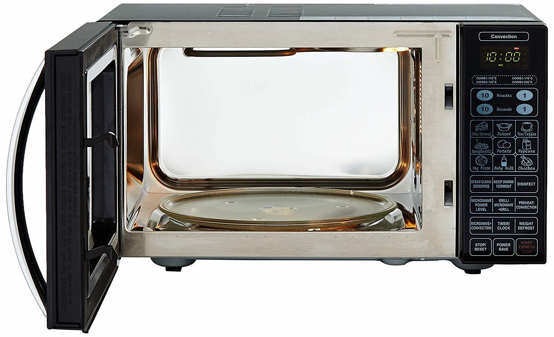 IFB 23 L Convection Microwave Oven (23BC4, Black+Floral Design)