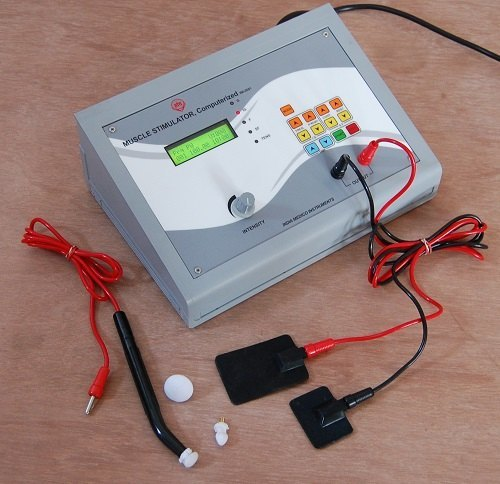 Muscle Stimulator With Tens (Portable)