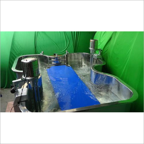 HYDROTHERAPY TANK (Butterfly Shape Bath Pool)
