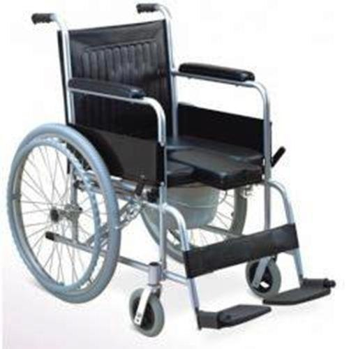 IMI-790 WHEELCHAIR with Commode & Fold able Adult