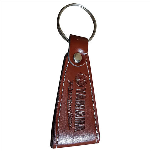 Custom Leather Promotional Key Ring