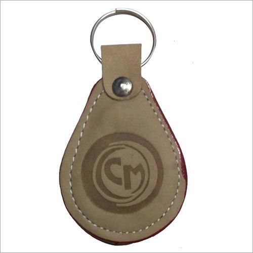 PU Leather Key Ring