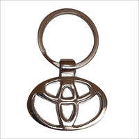 Custom Logo Metal Key Ring