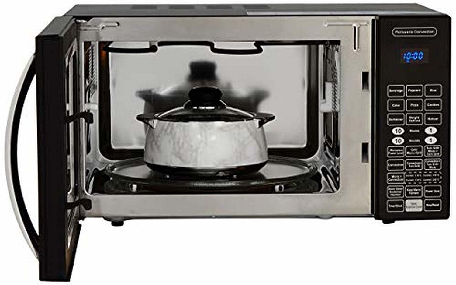 IFB 30 L Convection Microwave Oven (30FRC2, Floral Pattern) (Black)