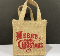 Small gift jute bags