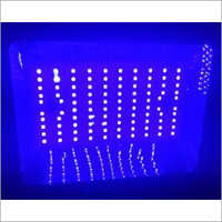 50 Watt Blue LED Flood Light
